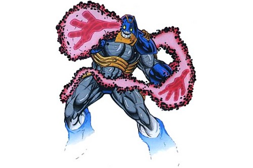 Anti-Monitor Greatest DC Comic Villains