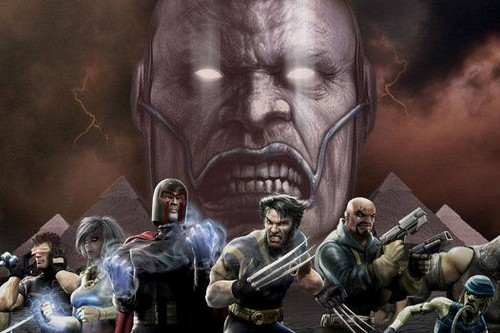 Apocalypse Marvel Comic Villains