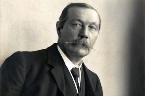 Arthur Conan Doyle Greatest Mystery Writers