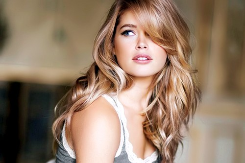 Doutzen Kroes The Most Beautiful Dutch Woman