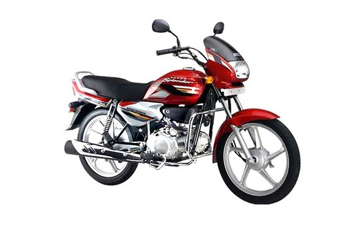 Top 10 Bikes in India Hero Splendor