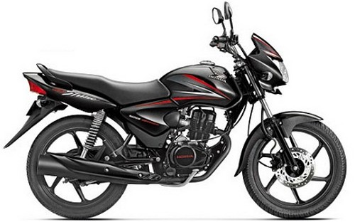 Top 10 Bikes in India Honda Shine
