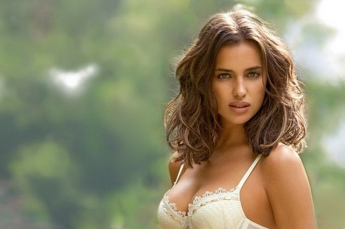 Hottest Russian Model Irina Shayk