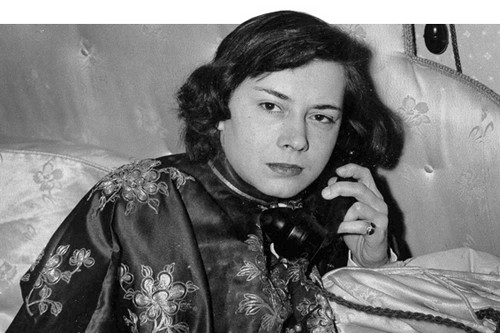 Patricia Highsmith Greatest Mystery Writers