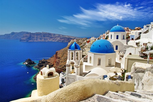 Santorini, 10 Spectacular Islands
