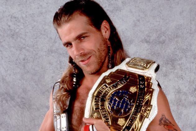 Greatest Wrestlers Shawn Michaels