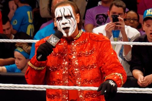 Sting Greatest Wrestlers