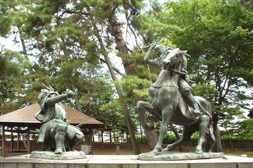 Famous Samurai Warriors