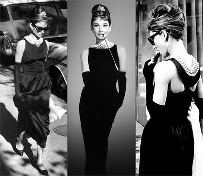 Audrey Hepburn's The Little Black Dress