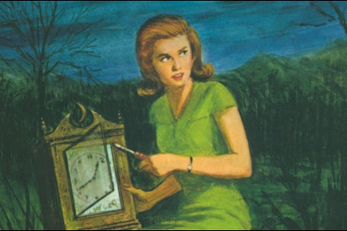 Female Detectives Nancy Drew