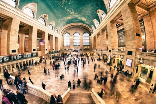 Amazing Railway Stations New York