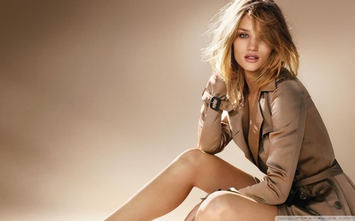 Highest Paid Model Rosie Huntington-Whiteley