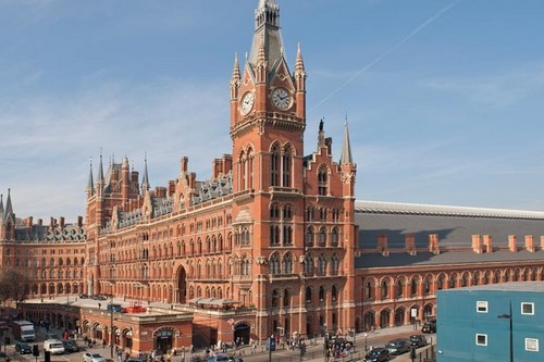 Amazing Railway Stations London