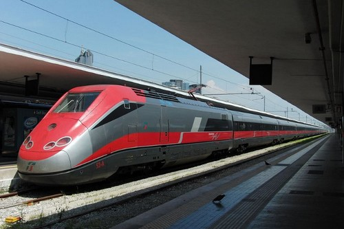 ETR-500-Frecciarossa-Train