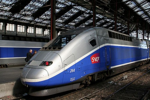 TGV Double Decker