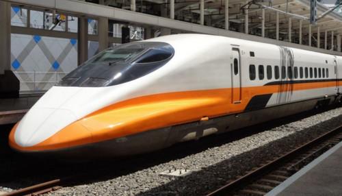 THSR-700T fastest bullet trains