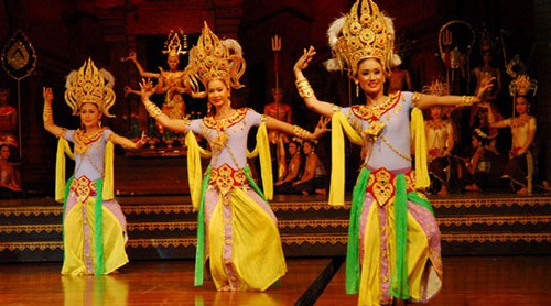 Traditional Thai Cultural shows