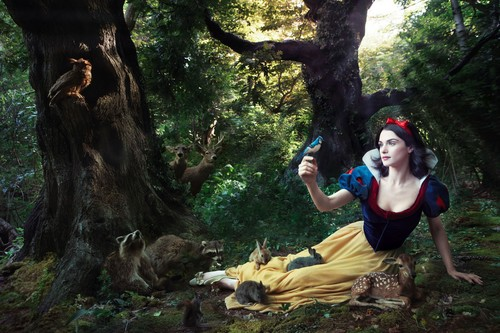 disney snow white rachel weisz