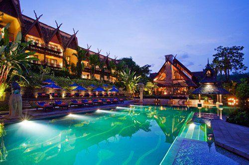 Anantara Golden Triangle, Thailand