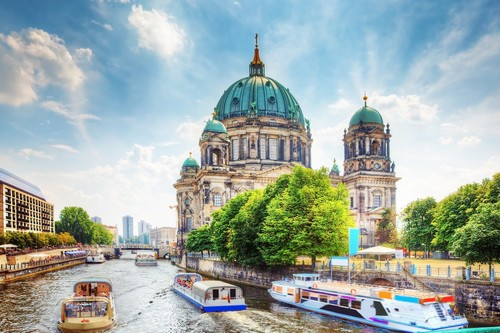 Best European Cities Berlin-Germany