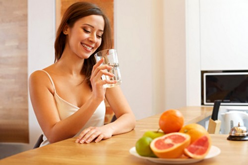 Drink Water Before Meals