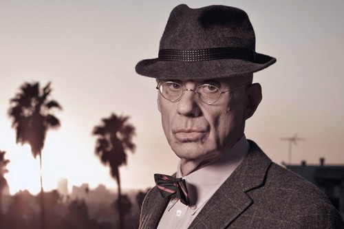 James Ellroy Crime Writer