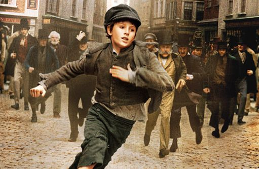 most beloved child characters in literature oliver twist