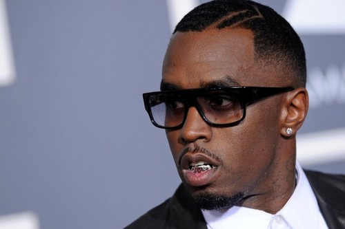 Sean Combs Short Hairstyles