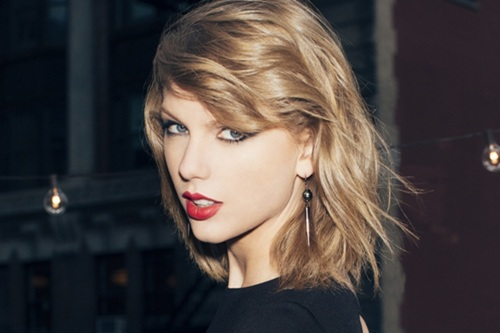 Stunning Eyes Taylor Swift