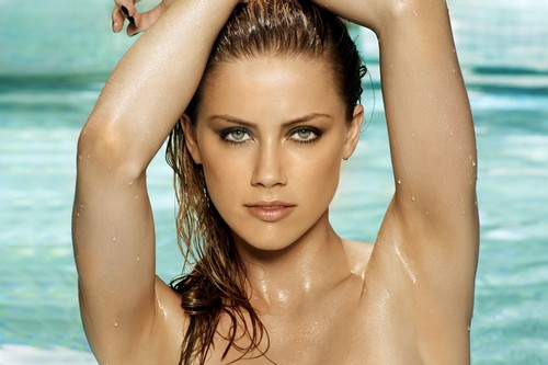 Amber Heard Most Beautiful Woman