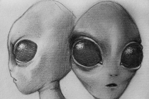 alien races in contact with earth