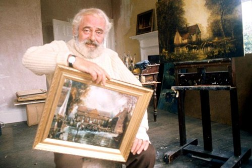 The most famous forgers of paintings in history