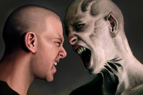 humans and aliens - 10 Alien Races in Contact with Earth Believe it or Not