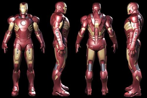 Iron Man facts