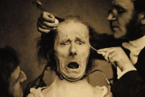 terrifying experiments