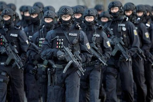 Best Police Forces