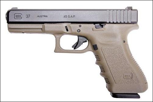 Glock .45 Caliber G.A.P
