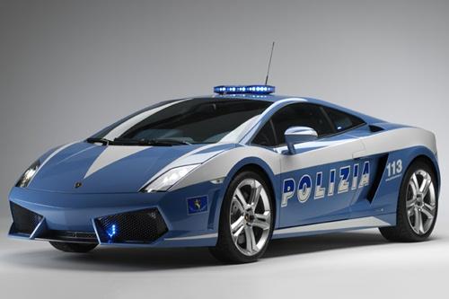 Top 10 Best Police Cars In The World Wonderslist