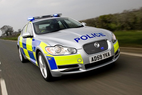 Police Car Equipment Uk