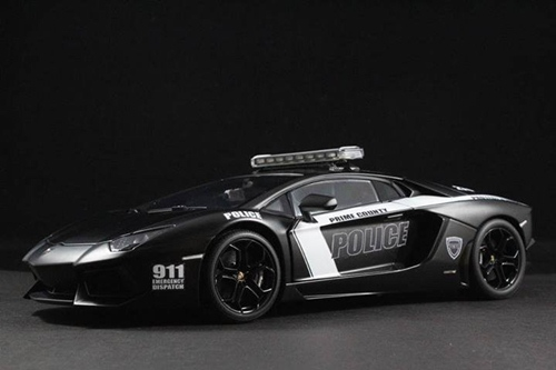 Top 10 Best Police Cars In The World Wonderslist