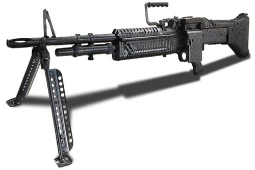 best machine guns