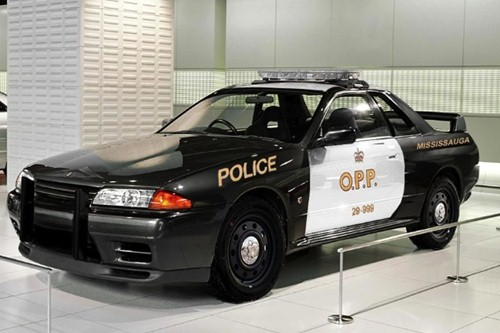Top 10 Best Police Cars In The World - Wonderslist