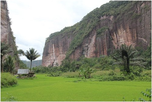 Harau Valley, Indonesia