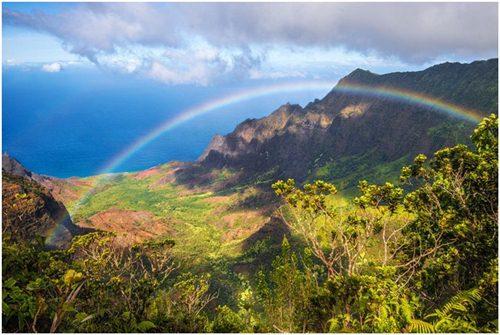 Kalalau Valley, Hawaii