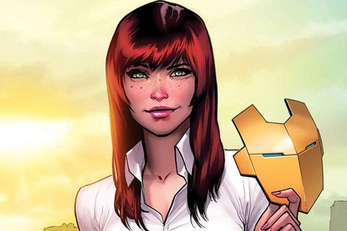 Top 10 Female Comic Book Characters