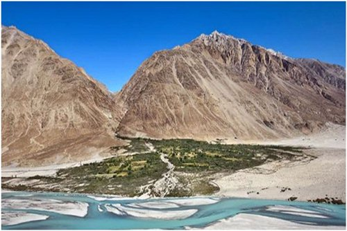 Nubra Valley, India