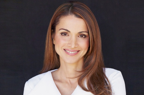 Queen Rania Wonder Women Fighting for Human Rights