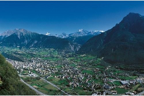 Simplon Valley, Italy