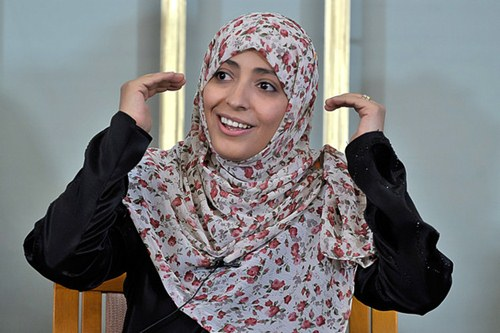 Tawakkol Karman Wonder Women Fighting for Human Rights