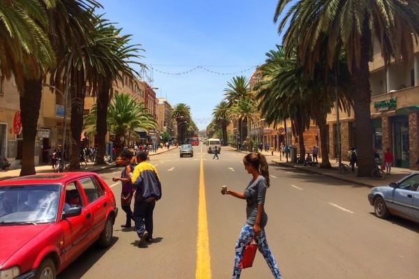 Asmara, Eritrea Most Corrupt Countries